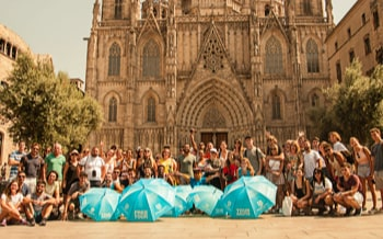 Free Barcelona walking tours