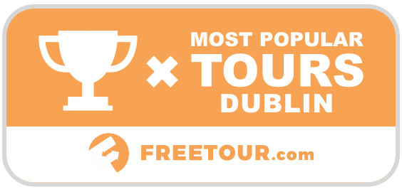 Most popular tours Dublin