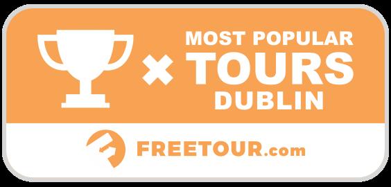 Most popular tours Dublin